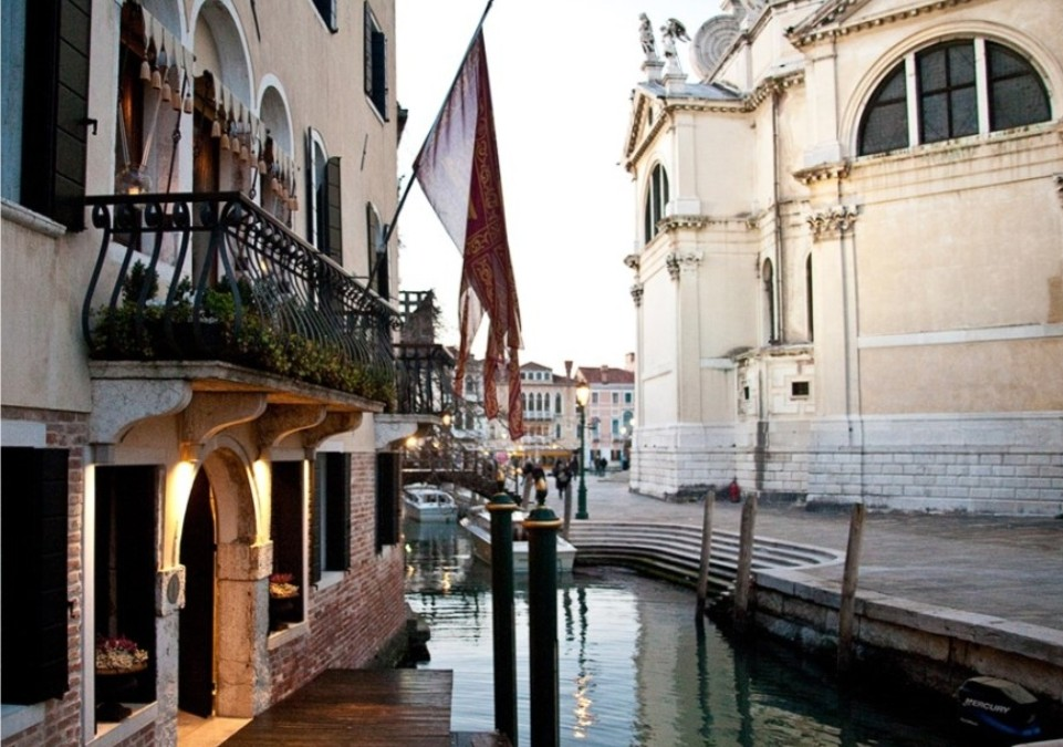 Romantic Italian Hotels